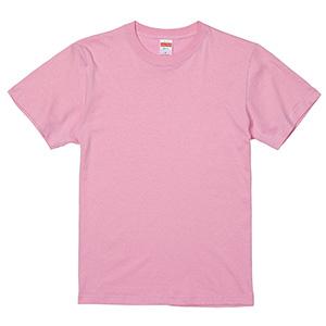 5.6oz ハイクオリティーTシャツ 5001−01 066 ピンク