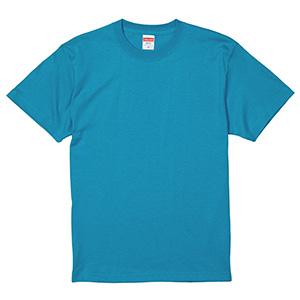 5.6oz ハイクオリティーTシャツ 5001−01 538 ターコイズブルー