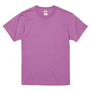 5.6oz ハイクオリティーTシャツ 5001−01 076 ラベンダー