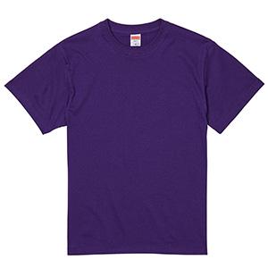 5.6oz ハイクオリティーTシャツ 5001−01 062 パープル