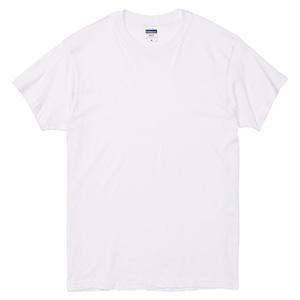 4.0oz プロモーションTシャツ 5806−01 001 ホワイト