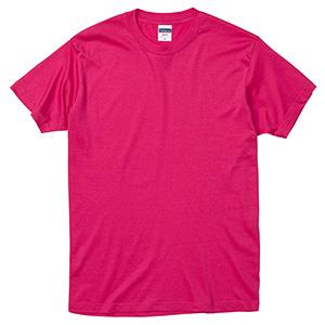 4.0oz プロモーションTシャツ 5806−01 511 トロピカルピンク