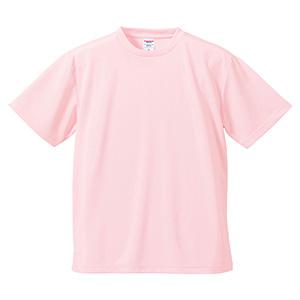 4.1oz ドライアスレチックTシャツ <アダルト> 5900−01 576 ベビーピンク