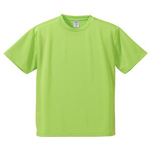 4.1oz ドライアスレチックTシャツ <アダルト> 5900−01 036 ライムグリーン