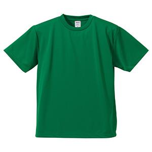 4.1oz ドライアスレチックTシャツ <アダルト> 5900−01 029 グリーン