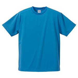 4.1oz ドライアスレチックTシャツ <アダルト> 5900−01 538 ターコイズブルー