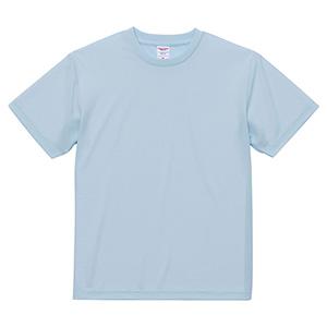 4.1oz ドライアスレチックTシャツ <アダルト> 5900−01 532 アイスグレー