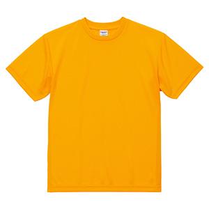 4.1oz ドライアスレチックTシャツ <アダルト> 5900−01 022 ゴールド