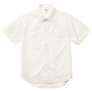 T/C ワーク シャツ 1772−01 003 オフホワイト