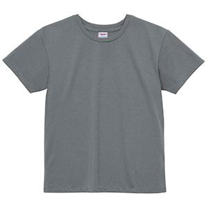 4.1oz ドライアスレチックTシャツ <ウィメンズ> 5900−03 013 グレー