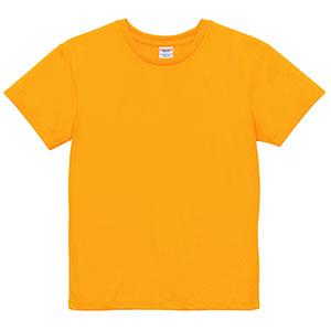 4.1oz ドライアスレチックTシャツ <ウィメンズ> 5900−03 022 ゴールド