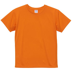 4.1oz ドライアスレチックTシャツ <ウィメンズ> 5900−03 064 オレンジ