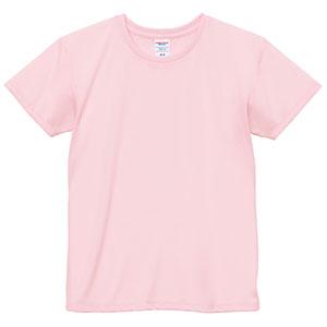 4.1oz ドライアスレチックTシャツ <ウィメンズ> 5900−03 576 ベビーピンク
