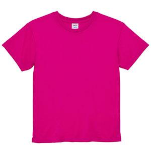 4.1oz ドライアスレチックTシャツ <ウィメンズ> 5900−03 511 トロピカルピンク