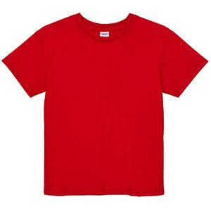 4.1oz ドライアスレチックTシャツ <ウィメンズ> 5900−03 069 レッド