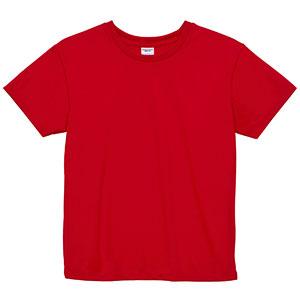 4.1oz ドライアスレチックTシャツ <ウィメンズ> 5900−03 150 ローズレッド