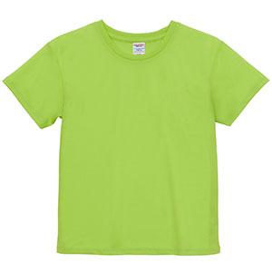 4.1oz ドライアスレチックTシャツ <ウィメンズ> 5900−03 036 ライムグリーン