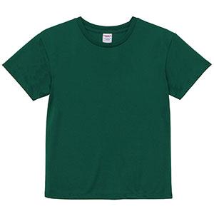 4.1oz ドライアスレチックTシャツ <ウィメンズ> 5900−03 497 アイビーグリーン