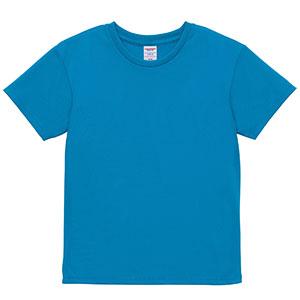 4.1oz ドライアスレチックTシャツ <ウィメンズ> 5900−03 538 ターコイズブルー