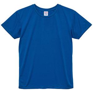 4.1oz ドライアスレチックTシャツ <ウィメンズ> 5900−03 084 コバルトブルー
