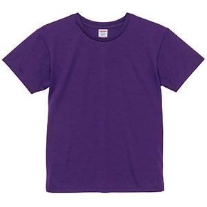 4.1oz ドライアスレチックTシャツ <ウィメンズ> 5900−03 235 ディープパープル