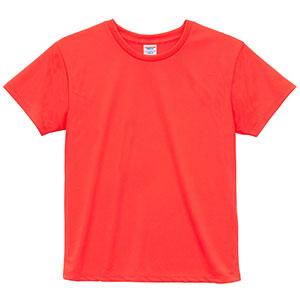 4.1oz ドライアスレチックTシャツ <ウィメンズ> 5900−03 113 蛍光オレンジ