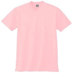 半袖Tシャツ (胸ポケット無) K9008 13 ピンク 3S〜5L