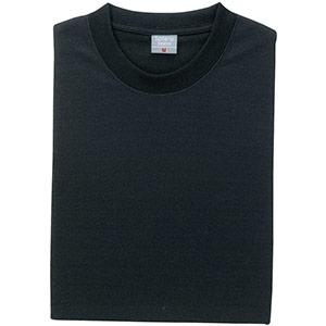 異物混入対策 半袖Tシャツ (ネット付) K803 80 ブラック