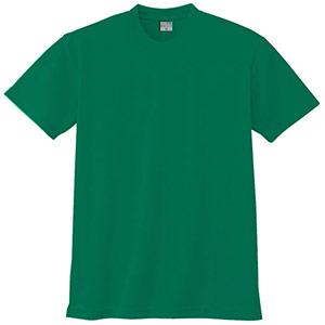 半袖Tシャツ (胸ポケット無) K9008 30 グリーン 3S〜5L