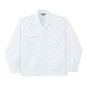 抗菌防臭ジャンパー 750 90 ホワイト