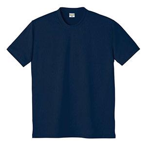 DRY 帯電防止半袖Tシャツ 8120−1 ネービー