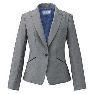 美スラッと(R) Suits2 ジャケット EAJ−581 5 グレー