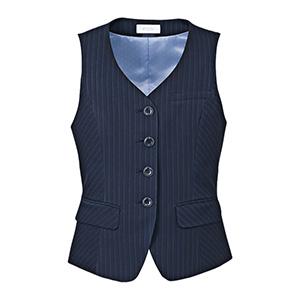 Airswing Suits ベスト EAV−645 2 ブリリアントネイビー
