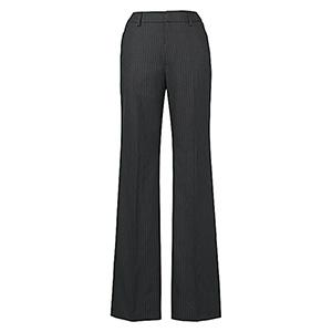 美スラッと(R) Suits パンツ EAL−478 10 ブラックストライプ