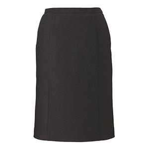 美スラッと(R) Suits2 セミタイトスカート EAS−583 10 ブラック