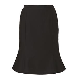 Air fit Suits マーメイドラインスカート EAS−589 10 ブラック