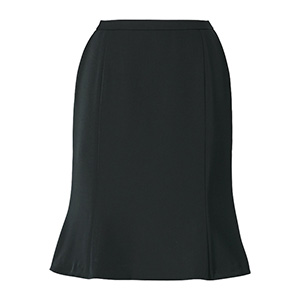 Airswing Suits マーメイドラインスカート EAS−639 10 ダイヤモンドブラック
