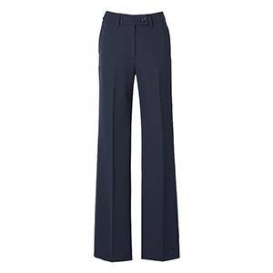 Airswing Suits セミワイドパンツ EAL−641 2 ブリリアントネイビー