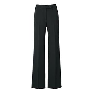 Airswing Suits セミワイドパンツ EAL−641 10 ダイヤモンドブラック