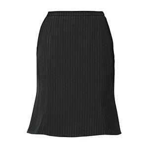 Airswing Suits マーメイドラインスカート EAS−647 10 ダイヤモンドブラック