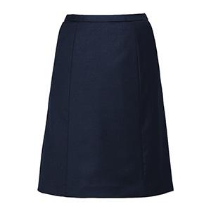 ノンストレスシリーズ Aラインスカート EAS−651 2 ネイビー
