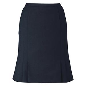 ノンストレスシリーズ マーメイドラインスカート EAS−654 2 ネイビー (5〜21号)