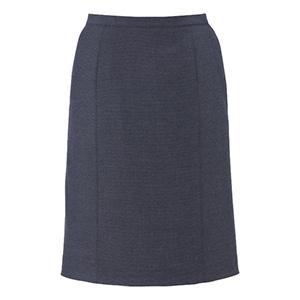 美スラッと(R)SUITS/PURE セミタイトスカート EAS−680 5 グレー