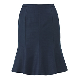 美スラッと(R)SUITS/PURE マーメイドラインスカート EAS−681 2 ネイビー