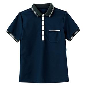 男女共用 ポロシャツ HM−2179 2 ブルーベリー SS〜3L