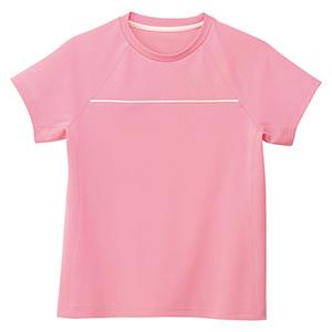 男女共用 Tシャツ HM−1579 9 ストロベリーピンク SS〜3L