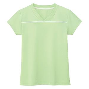 男女共用 VネックTシャツ HM−1589 4 メロン SS〜3L