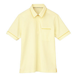 男女共用 半袖プルオーバー HM−2329 13 レモン SS〜3L