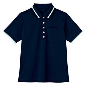 男女共用 半袖ポロシャツ HM−2439 2 星空 SS〜3L