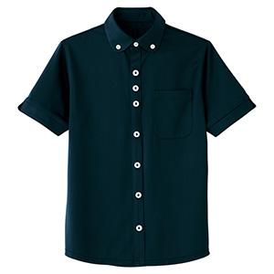 男女共用 半袖ニットシャツ HM−2649 2 夜空 (SS〜3L)
